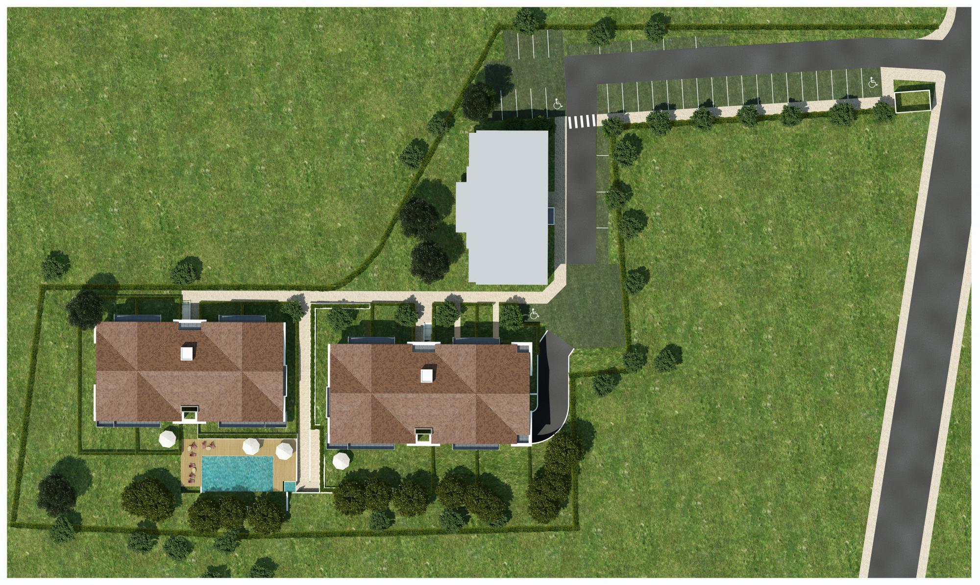Les calanques de saint aygulf programme immobilier neuf - Les jardins de villepey saint aygulf ...